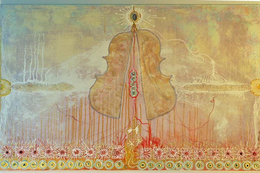 Geigengold im Erdreich