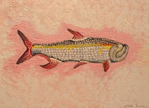 Fisch in Rosa / Event Malfreude